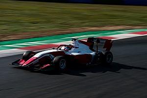 Armstrong lidera el primer test de la nueva FIA F3
