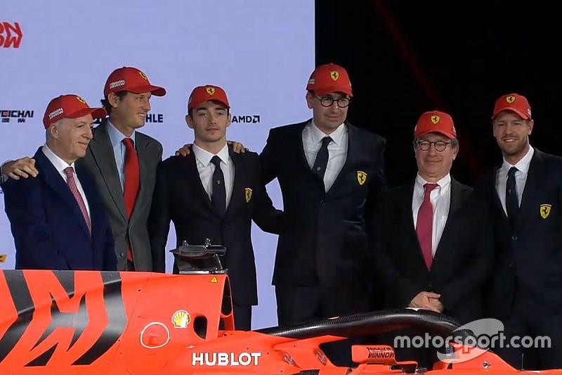 Ferrari підтримала Ф1 у питанні зміни правил у 2021 році