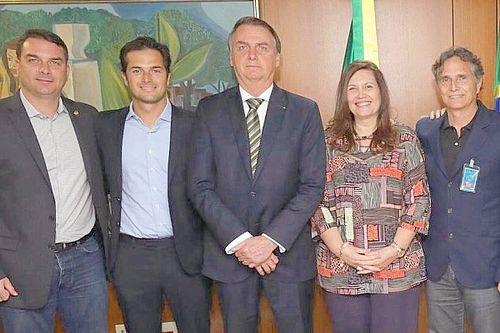 Nelsinho Piquet detalla reunión con Jair Bolsonaro