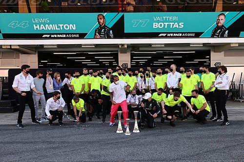 Hakkinen: ''Mercedes, stratejik alanda Red Bull'un çok önünde''