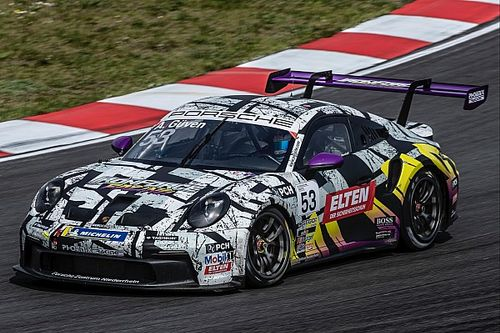 Porsche Carrera Cup Almanya: Ayhancan, Hollanda'da zafere uzandı!
