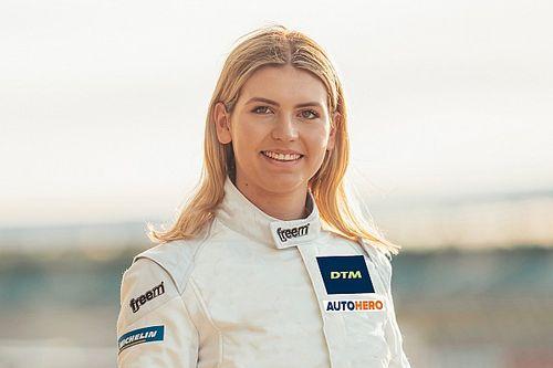 Esmee Hawkey debuteert met T3-Lamborghini in DTM