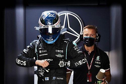 Bottas: La relation avec Mercedes n'est pas brisée