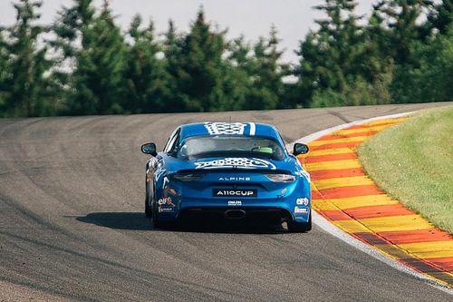Piąte pole position Hurgona
