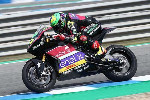MotoE: Granado crava recorde e garante pole position em Jerez