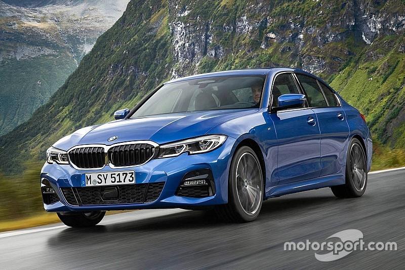 Нове покоління BMW 3 Series дебютувало в Парижі