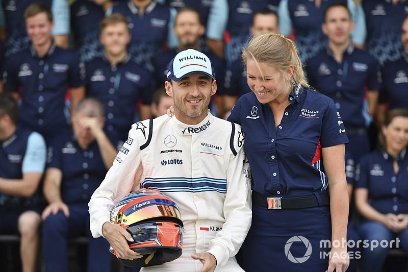 Kubica: Formula 1'de kalmak, Formula 1'e girmekten daha zor