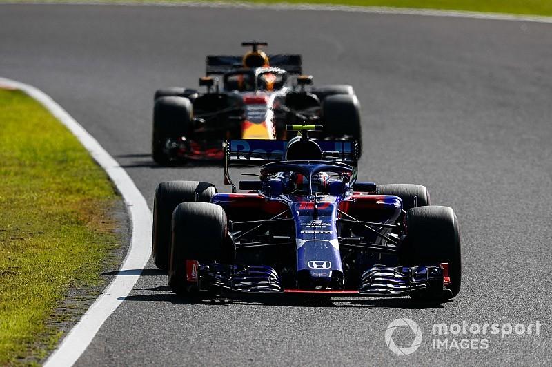 Honda espera sacar ventaja de la unión entre Red Bull y Toro Rosso