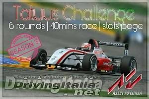 DrivingItalia.net Tatuus Challenge - Round 4, Mugello LIVE
