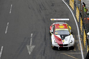 Farfus sfrutta la potenza della sua BMW e si prende la Qualifying Race di Macao