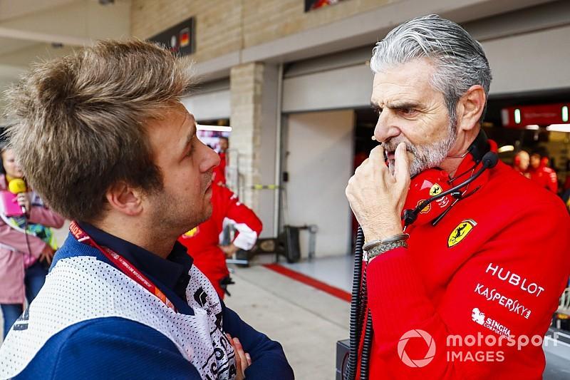 Брексіт піде на користь Ferrari — Аррівабене