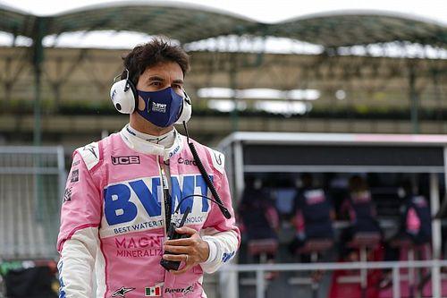 """Racing Point, Perez: """"Se Vettel firma, è ovvio che me ne vada"""""""