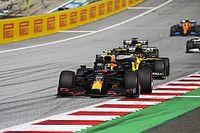 Red Bull está surpresa com dificuldade de Albon no GP da Estíria