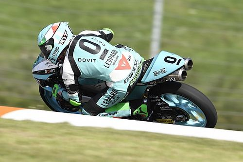 Brno Moto3: Foggia wins, Arenas extends points lead