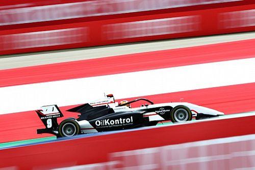 Red Bull Ring F3: ART's Fernandez grabs last-gasp pole