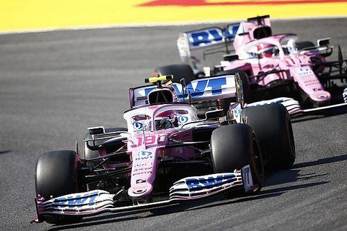 Racing Point为俄罗斯大奖赛全力赶制升级套件