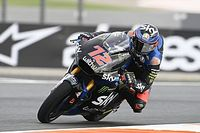 European Moto2: Bezzecchi dominates, Lowes crashes out