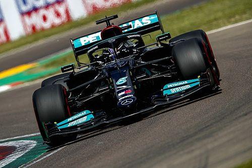 Hasil Kualifikasi F1 GP Emilia Romagna: Pole Ke-99 Hamilton