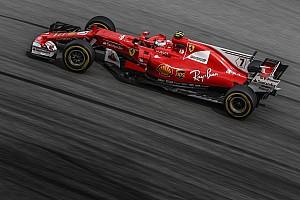 Formula 1 Practice report Malaysian GP: Raikkonen leads Ferrari 1-2 in FP3
