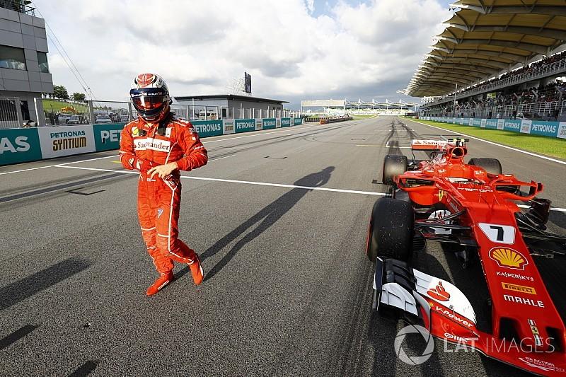 Raikkonen: problema de Vettel não mudará minha abordagem