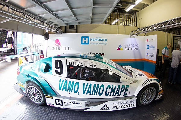 Brazilian V8 Stock Cars: Ricardo Maurício the fastest on Friday