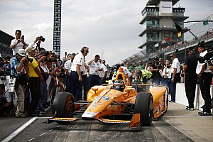 IndyCar Breaking news Alonso: More speed to come in Fast Nine shootout