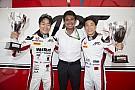 【F2, GP3】鈴木亜久里、松下と福住を語る「自分が勝つより嬉しい」