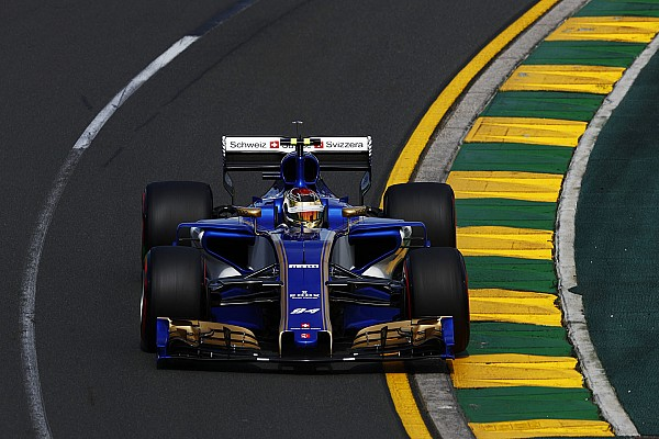 Formula 1 Breaking news Wehrlein replaced by Giovinazzi for Australian Grand Prix