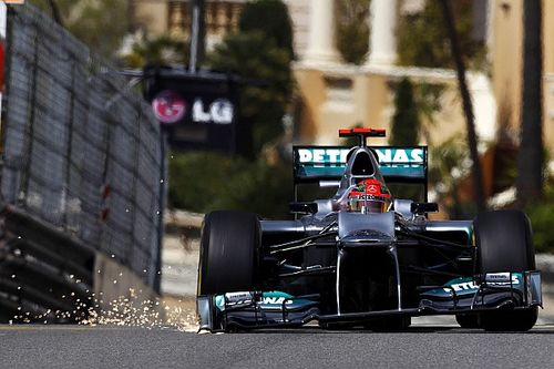 The Schumacher Monaco conundrum that complicates F1 pole debate