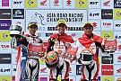 Podium ganda bagi Astra Honda Racing Team