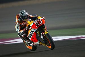 """MotoGP Noticias de última hora Márquez: """"Todo ha salido al revés, pero tengo buen ritmo"""""""