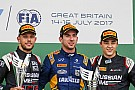FIA F2 F2 Silverstone: Latifi menangi Sprint Race, Gelael melintir
