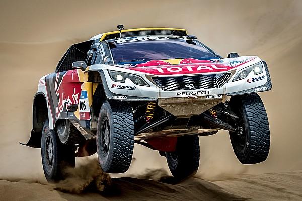 Étape 11 - Peterhansel l'emporte pour un nouveau doublé Peugeot