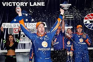 NASCAR Cup Reporte de la carrera Brad Keselowski gana en Atlanta en un final dramático