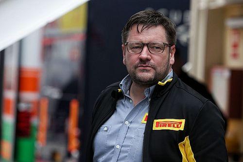 Pirelli reshuffles F1 structure as Hembery gets new job