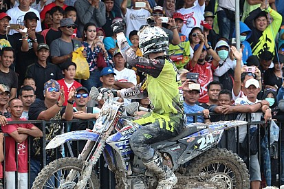 VIDEO: Aksi-aksi seru MXGP Indonesia
