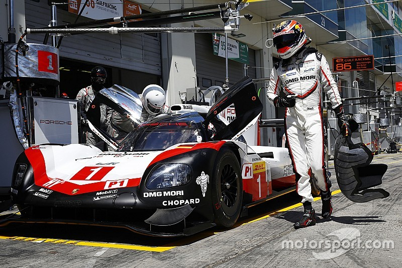 Porsche Poised For Decision Amid Lmp1 Exit Speculation