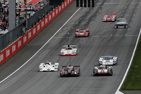 Formel 1 2017 in Spielberg: Die Parade der Le-Mans-Legenden