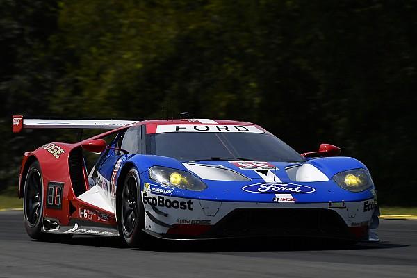 IMSA у Вірджинії: Джоі Хенд здобув поул на Ford GT