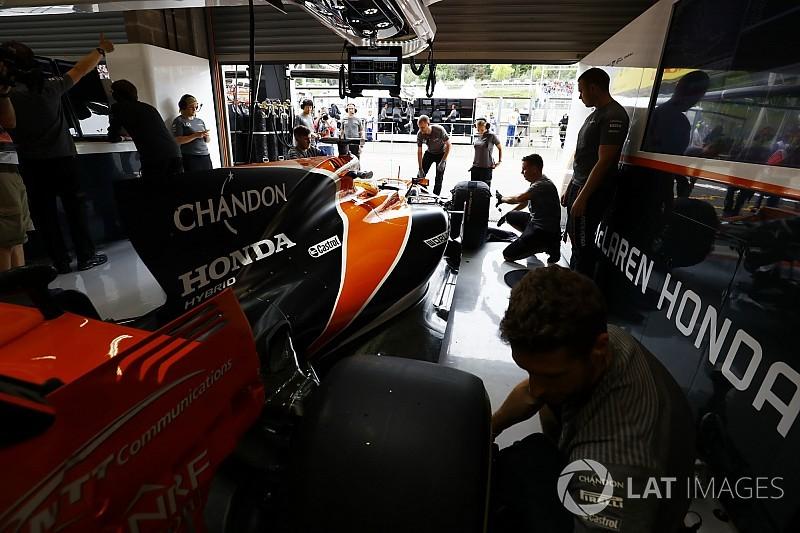 A Renault megerősítette, hogy tárgyalnak a McLarennel