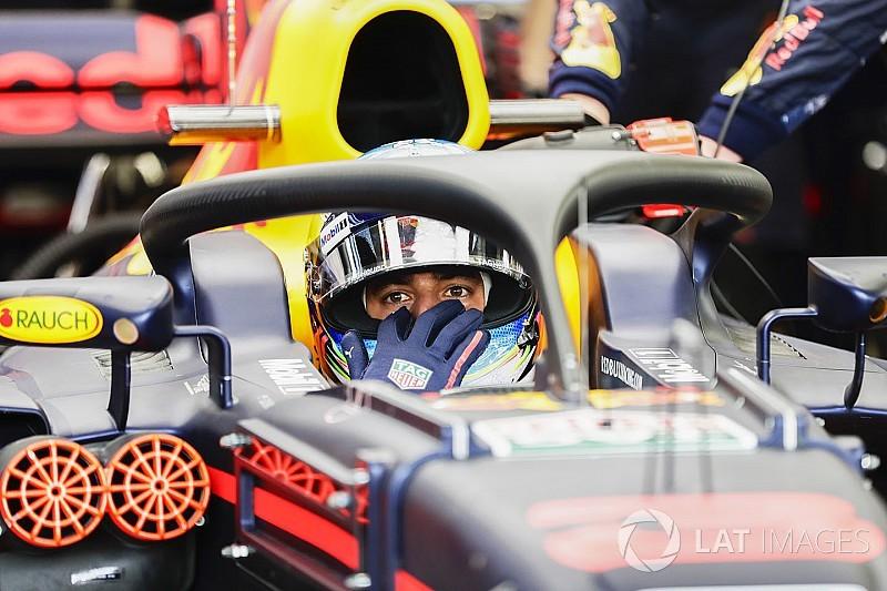 Ricciardo: Halo yarışları olumsuz etkilemeyecek