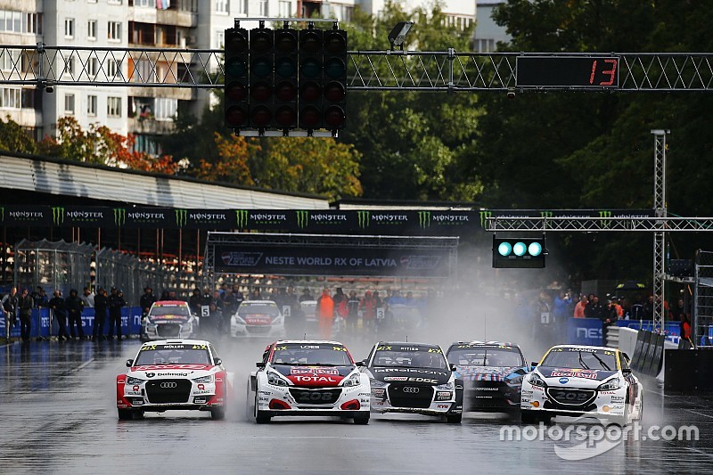 World Rallycross set for all-electric switch in 2020