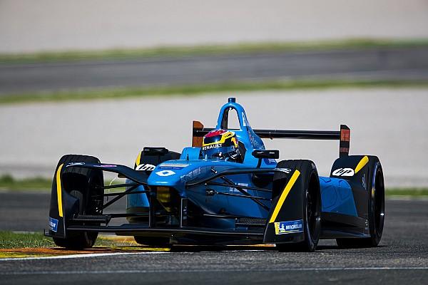 Renault e.dams a été restructuré pour 2017-18