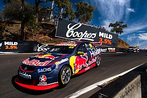 Supercars Breaking news Whincup baffled after missing Bathurst Shootout