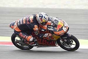 Moto3 Kwalificatieverslag Martin berooft Bendsneyder van sensationele pole-position Dutch TT