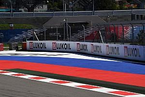 Формула 1 Новость Гран При России 2017: расписание, факты и статистика