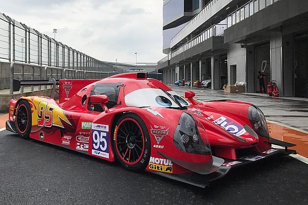 Arabalar 3 karakterleri, Craft-Bamboo Racing ile LMP3'e hayat buluyor