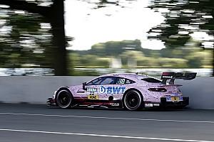 DTM Trainingsbericht DTM 2017 am Norisring: Lucas Auer mit neuer Mercedes-Bestzeit