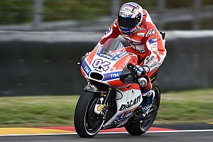 """MotoGP Noticias de última hora Dovizioso: """"Hemos demostrado ser competitivos en cualquier pista"""""""