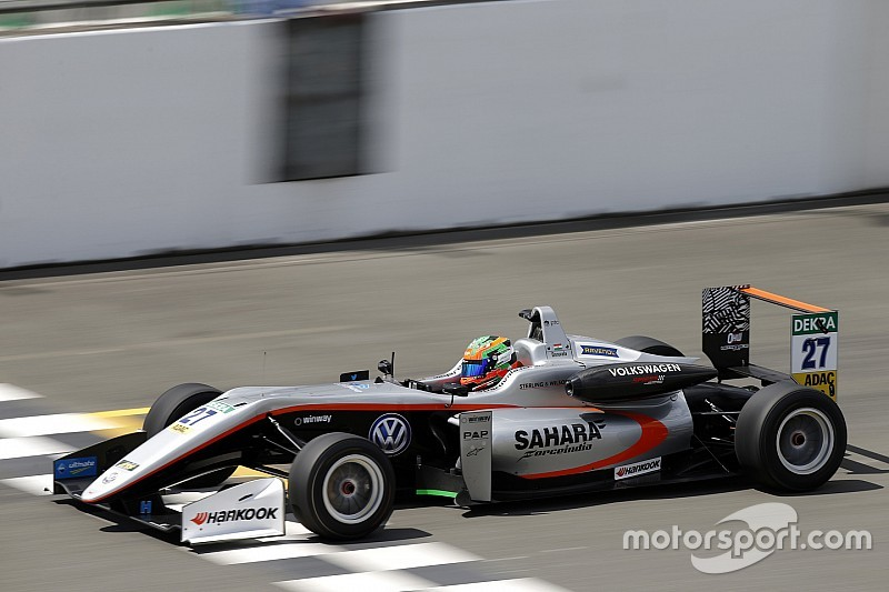 Norisring F3: Daruvala fends off Gunther for maiden win